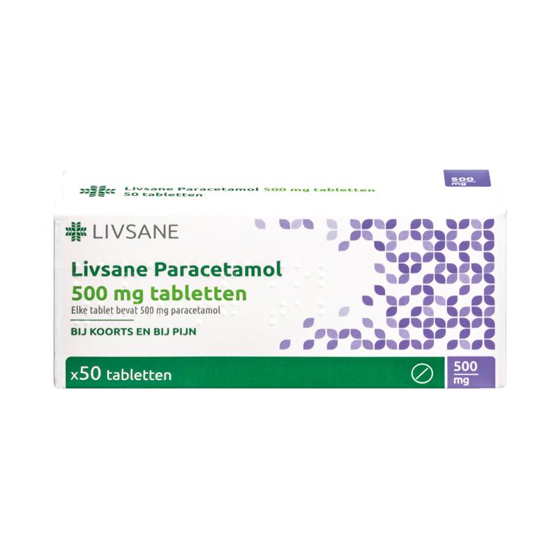 Thuisapotheek paracetamol