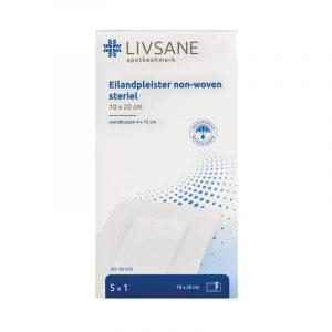 Livsane-Eilandpleister-steriel-10-x-20-cm-5-stuks