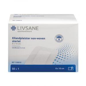 Livsane-Eilandpleister-steriel-8-x-10-cm