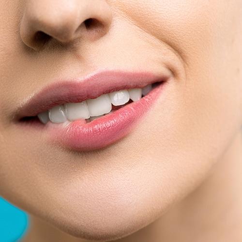Lipblaasjes door verlaagde weerstand?