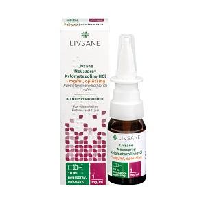 Thuisapotheek Xylometazoline